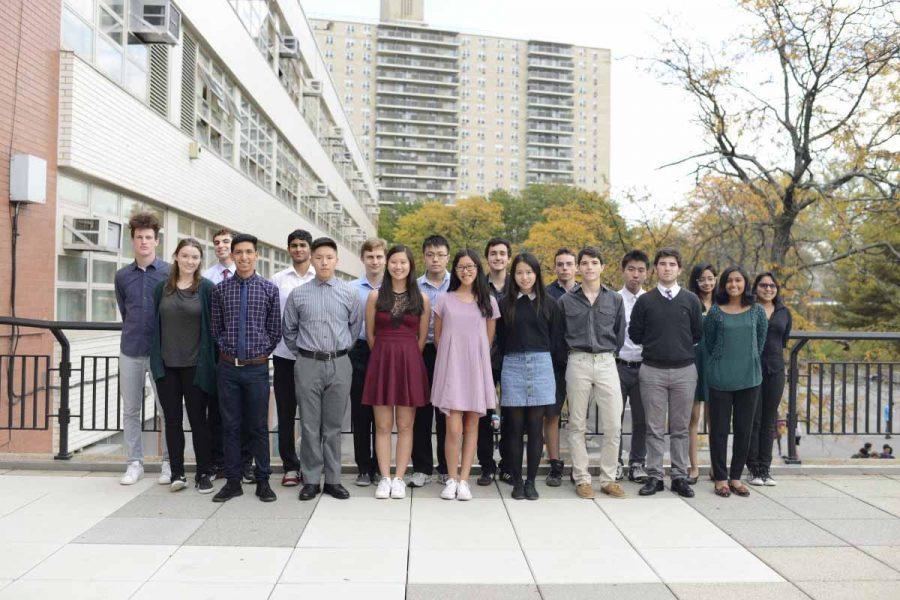 21 National Merit Scholarship Semifinalists in 2016