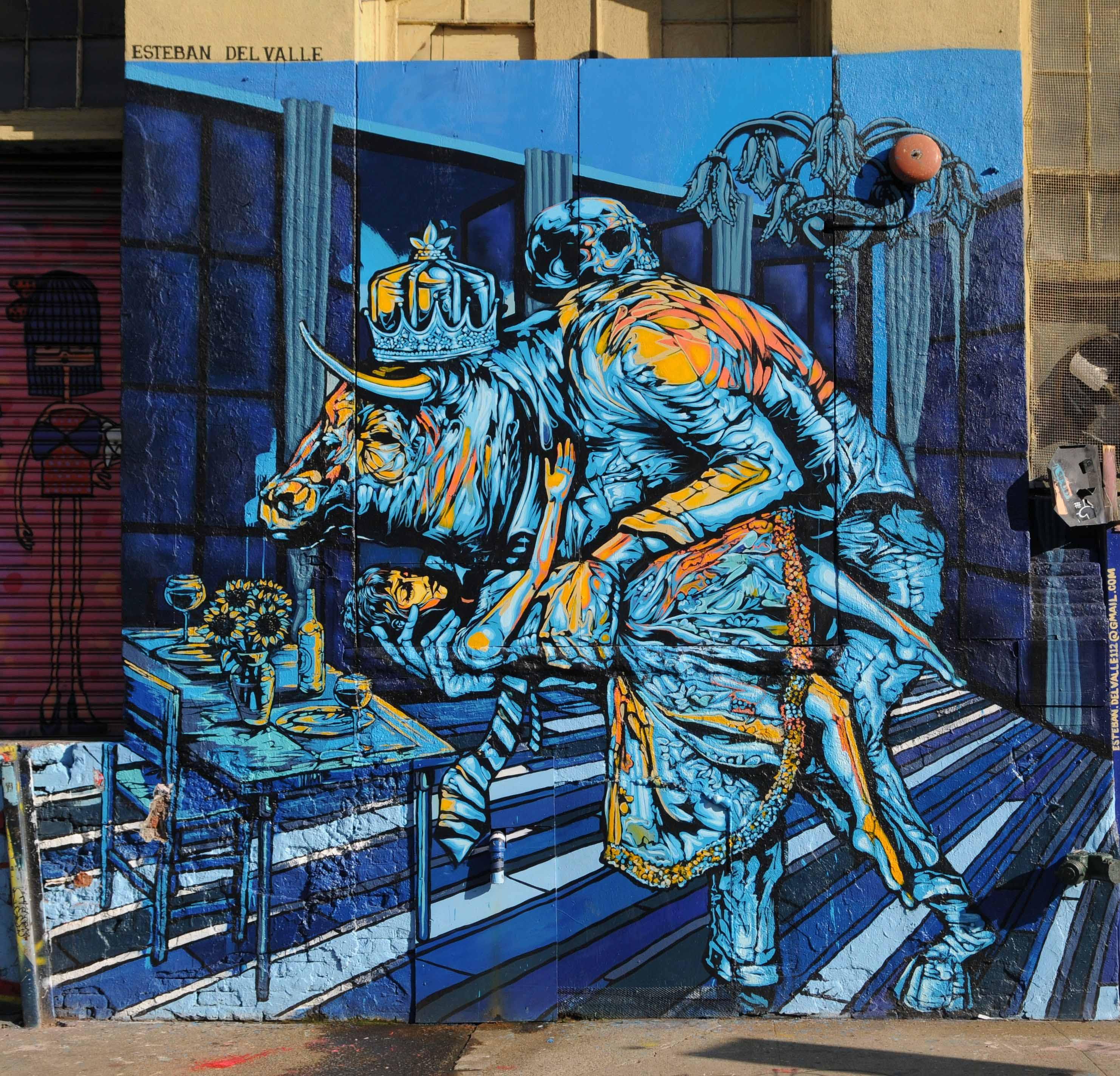 Graffiti as Art – The Science Survey
