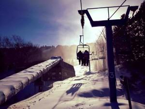 Camelback Ski Lift