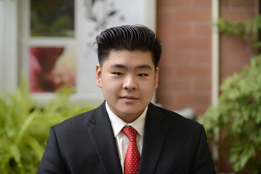 Jeffrey Ko '18, Editorial Columnist.