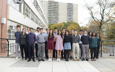 2016 Bronx Science Semifinalists