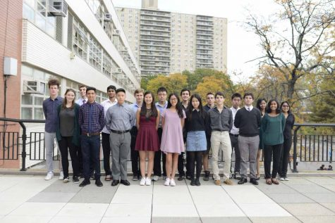21 National Merit Scholarship Semifinalists in 2016
