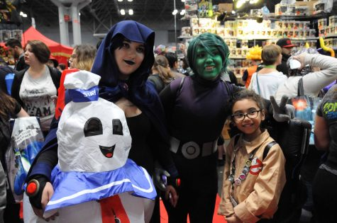 New York Comic Con takes Bronx Science by Storm