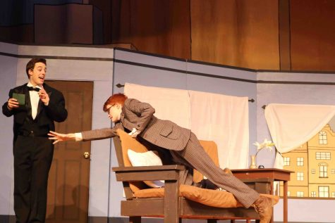 An Earnest Performance:  A Review of The Bronx Science Student Production of Oscar Wilde's Classic