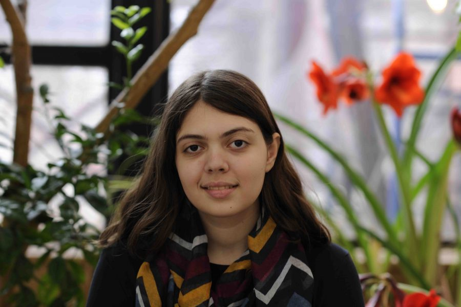 Isabella Greco is our 2017 Regeneron Science Talent Search Finalist.