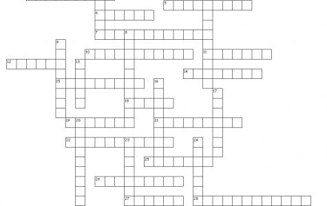 February 2017 Crossword Puzzle