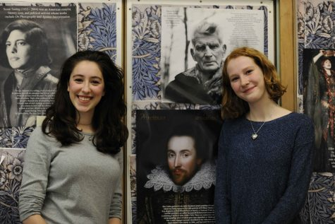 Kester '17 and Vercesi '19 Win 2017 Shakespeare Competition