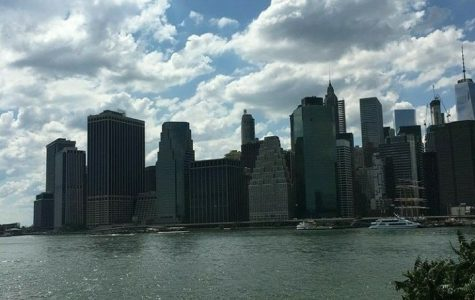 The spectacular view of Manhattan from Brooklyn Bridge Park makes it worth the trip to get there.