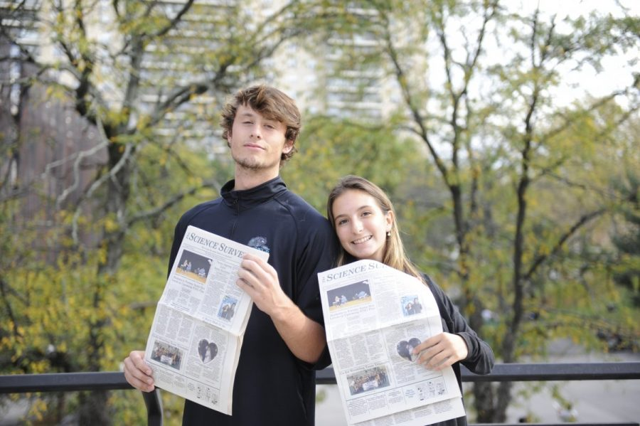 Hi Bronx Science!  This is Melina Asteriadis '18 and Teddy Lowen '18, and this is the first edition of our advice column, dedicated to providing useful tips and answering questions to make your experience at Bronx Science as best as it can be. If you have any questions that you'd like to be featured in the column, please feel free to email us at either asteriam@bxscience.edu or lowent@bxscience.edu.
