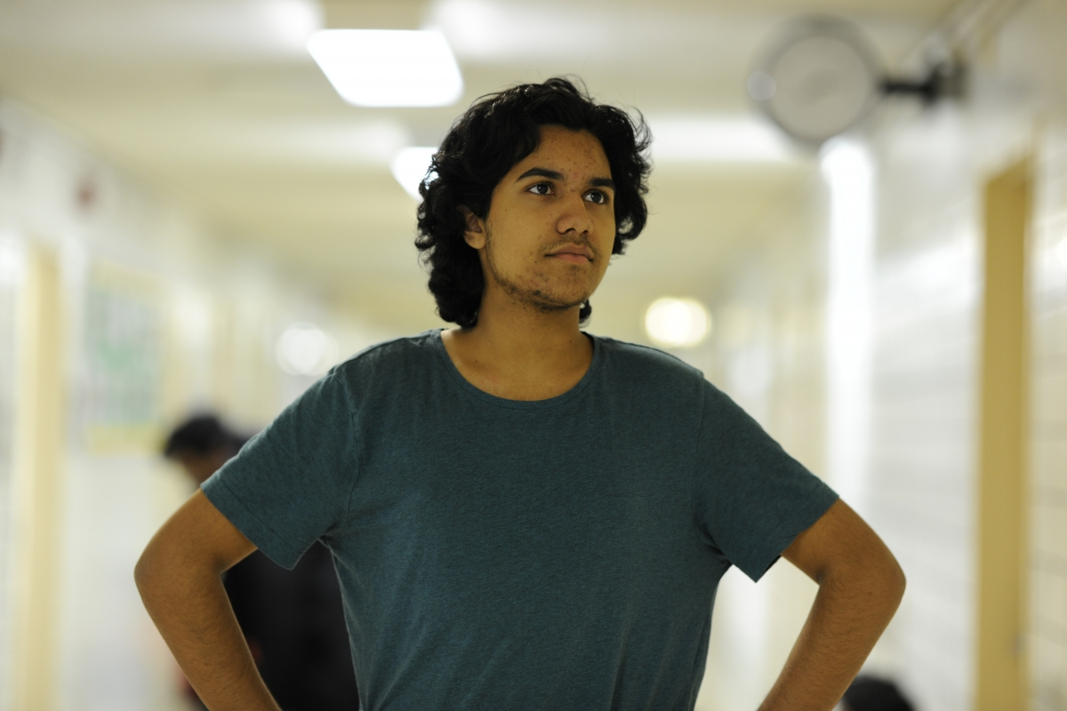 """There's lots of good inherent game design in Chess, by the way,"" said Rohan Vencat '19."