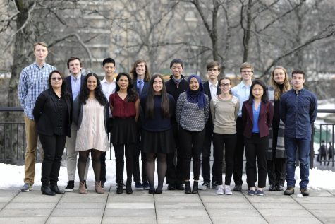 Regeneron Names Seventeen from Science as Scholars