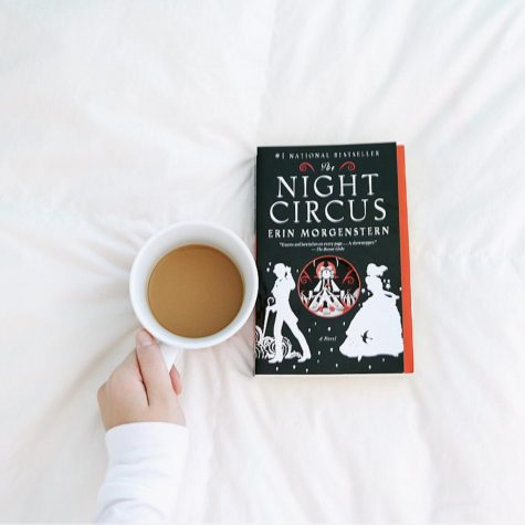 For Fans of Harry Potter:  Read 'The Night Circus'