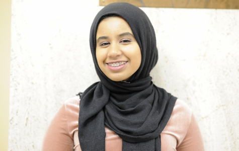 Rajaa Elhassan '19, president of the Muslim Student Association, gives her opinion on the new Barbie.