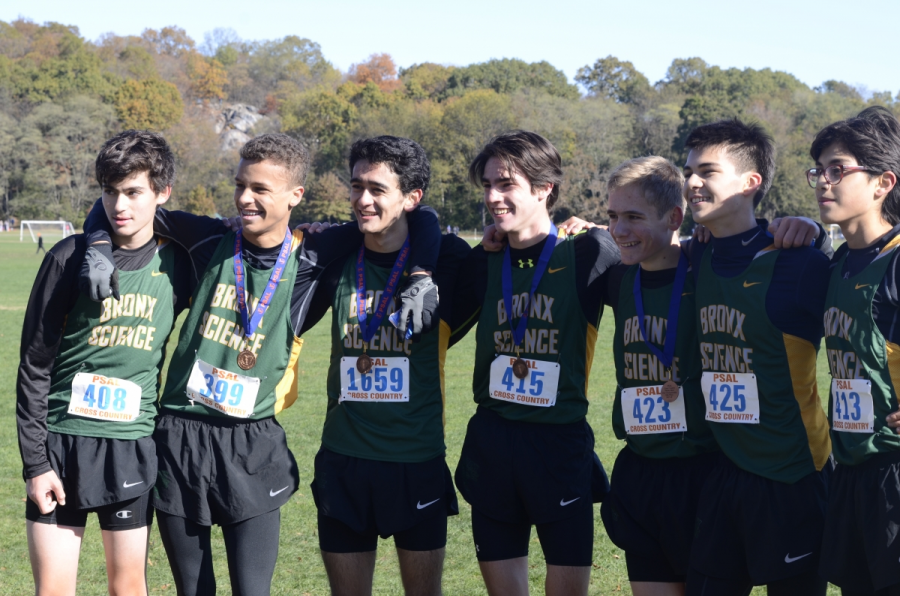 """Winning Third Place at the City Championships was absolutely amazing because it was the first time in six years that the varsity team qualified to go the state meet together,"" said Ben Wade '19."