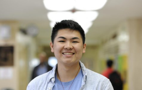 Gene Lam, '18, is an advocate for home assistant products.