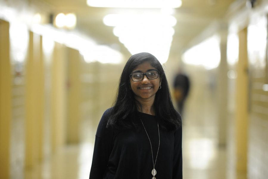 Anisa Persaud '19, Editorial Columnist.