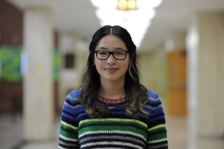 Kristina Ang '18 is attending Parsons in the fall, fulfilling her designer dreams.