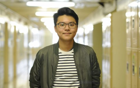 Timothy Zhao '19 plans on taking Mathematical Applications in Engineering during his senior year.