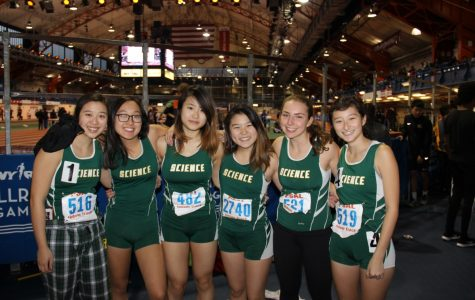 The seniors of this season's Indoor Track team are nostalgic about their last season of Indoor Track, yet are excited for the Spring Outdoor season