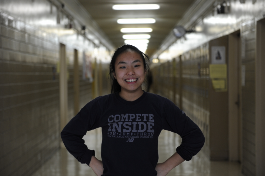 Alyson Chin '19 supports the recent investment in securing cleaner water in New York.