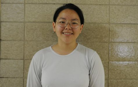 Clare Hong '20 has very strong opinions about the fight against plastics.