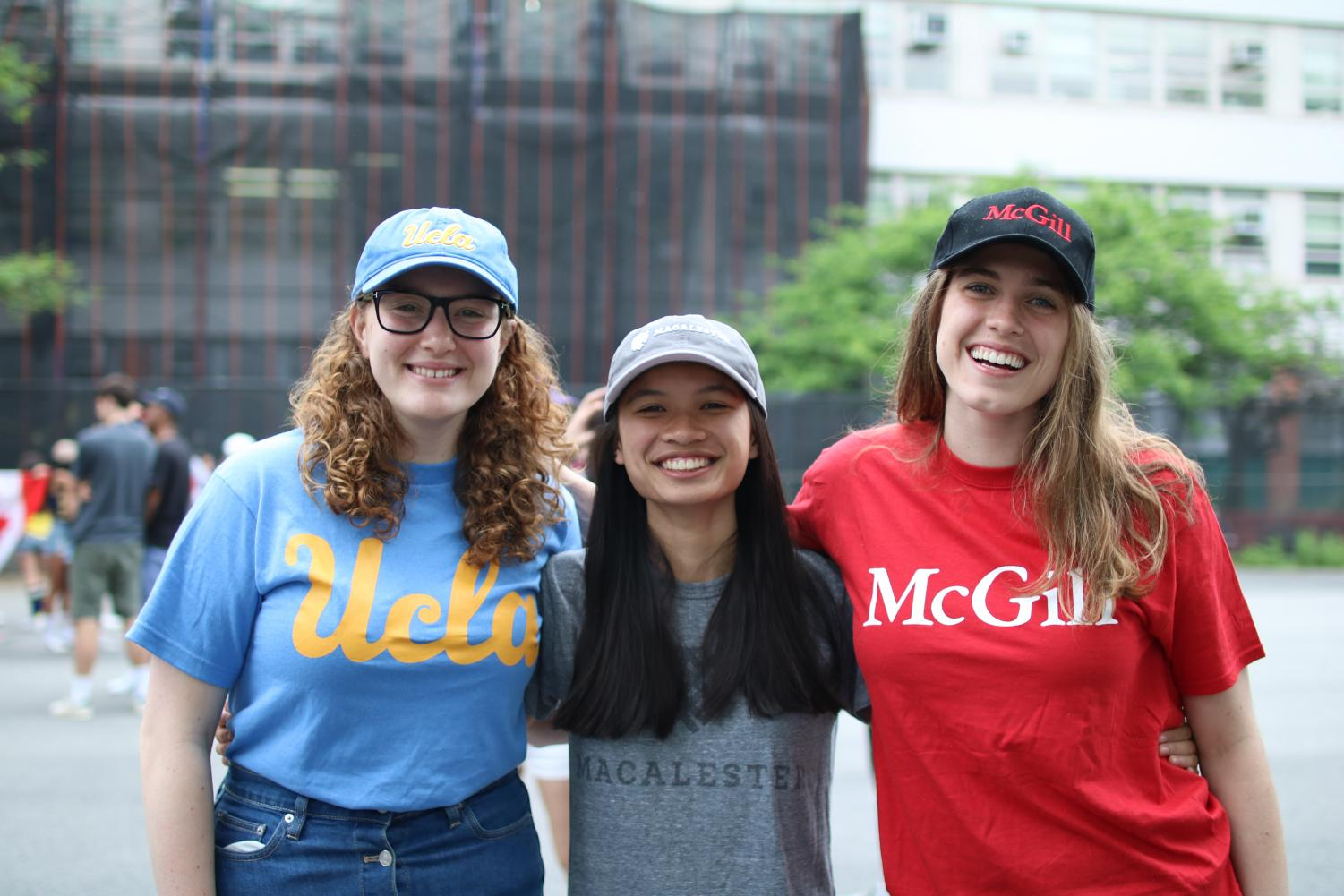 College Apparel Day Marks A New Beginning For The Class of