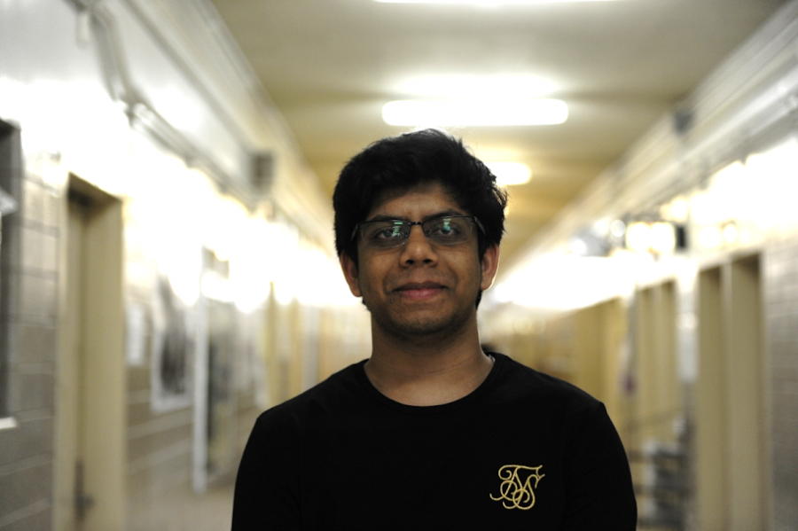 Imtiaz Rahman '19 believes that self-driving cars have a place in our future, but perhaps they are not for public use.