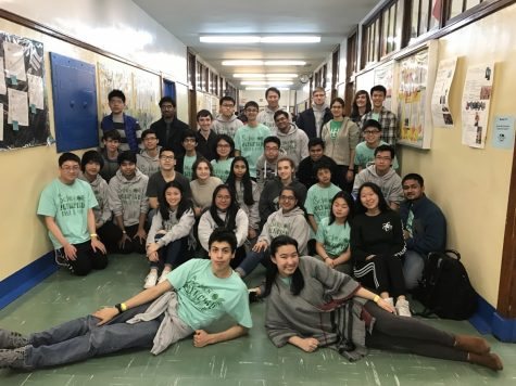 Science in the Making: the Science Olympiad Team Qualifies for Regionals
