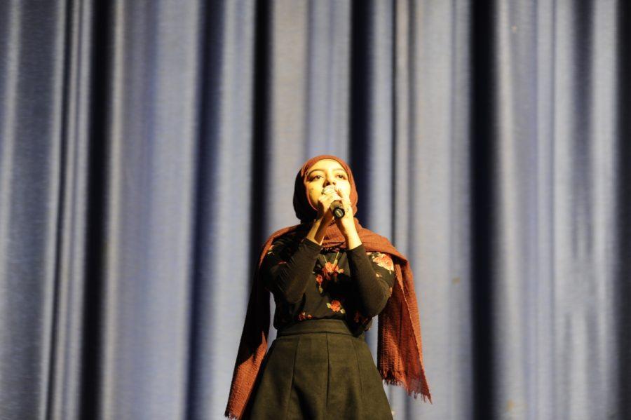 Naima+Nadia+%E2%80%9919+singing+%E2%80%9CYoung+Dumb+%26+Broke%E2%80%9D+during+the+S.O.+Talent+Show.+