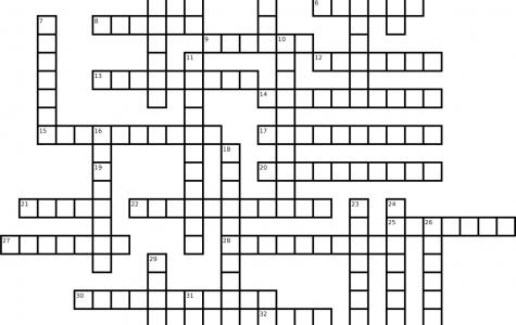 June 2018 Crossword