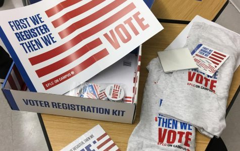 As November 6th, 2018 rolls around, voting registration kits serve as a way to combat voter suppression by providing resources and information about the election process.