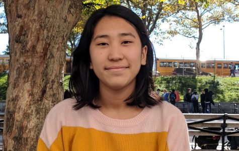 Jiwon Yi '20 agrees with fighting corrupt government policies in Bangladesh.