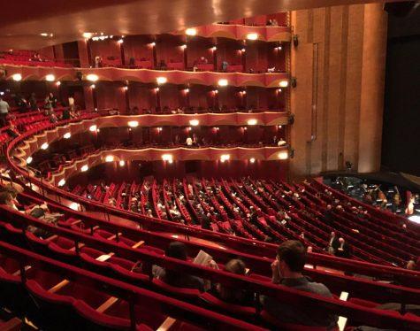 A Look Inside the Metropolitan Opera