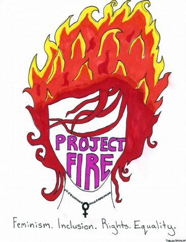 Project FIRE x Novel Girls Book Drive