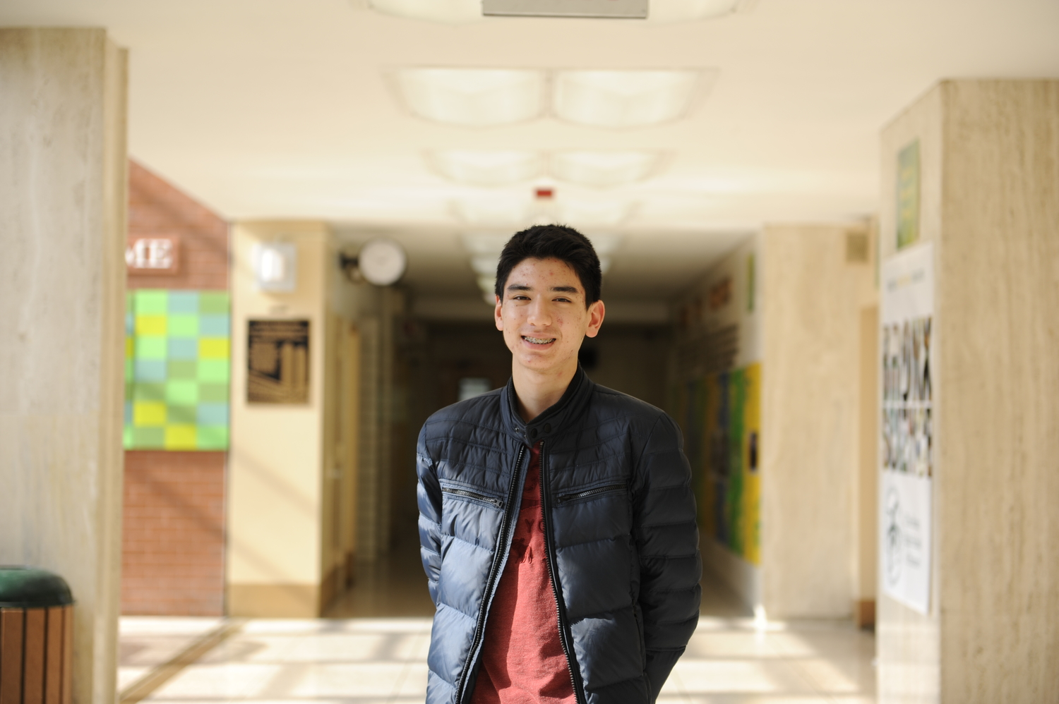 """""""The very system designed to promote diversity among colleges pits minority against minority,"""" Alex Tembelis '21 said. """"We can do better."""""""