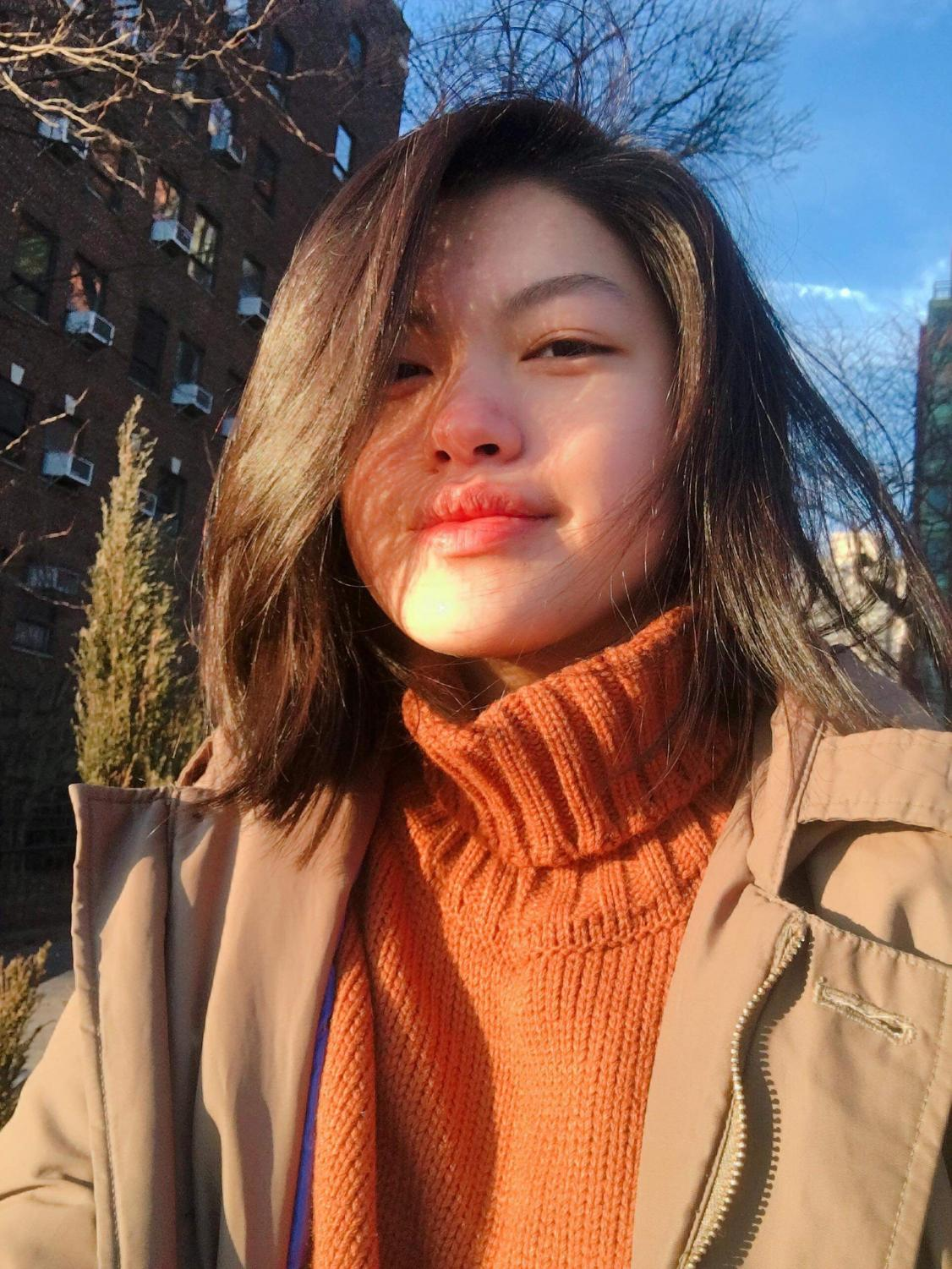 Rachel Chen '20 focuses on her priorities in order to manage her busy schedule and avoid stress.