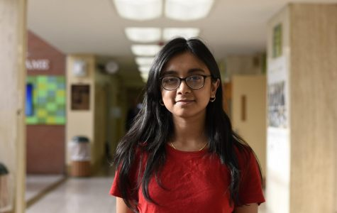 Tashfia Haidar '19 shares her thoughts on global  warming and the planet.