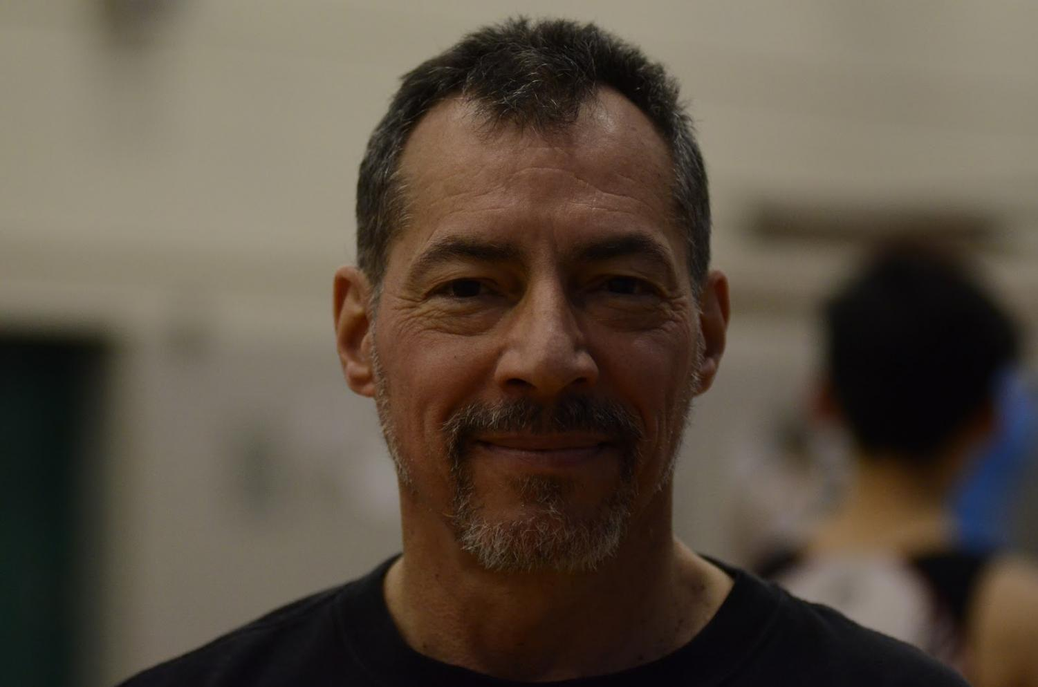The Boys' Gymnastics coach, Mr. Ismael Adames, retired from coaching the team in order to receive shoulder surgery.