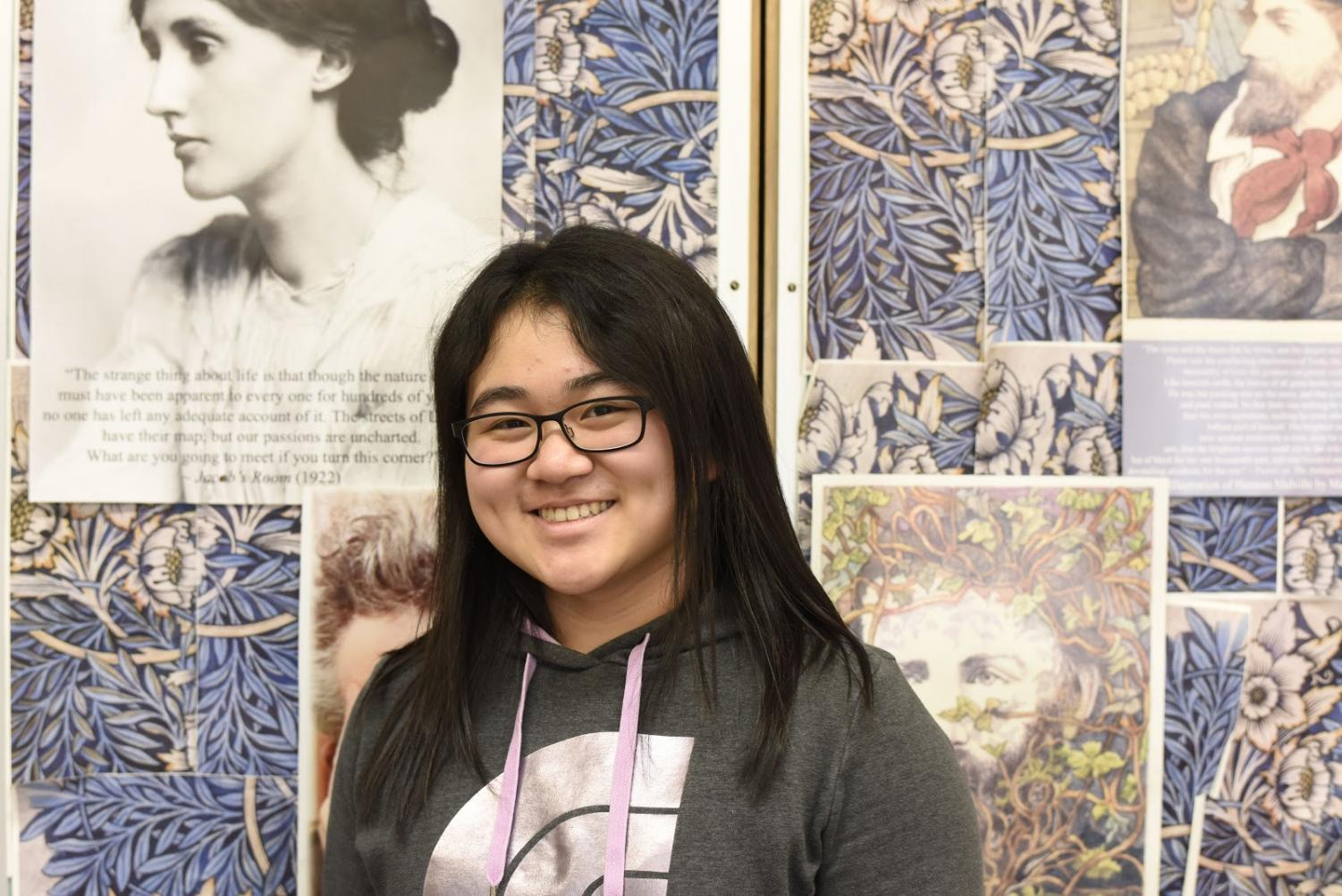 Ashley Bao '20 shares her excitement for Toy Story 4.