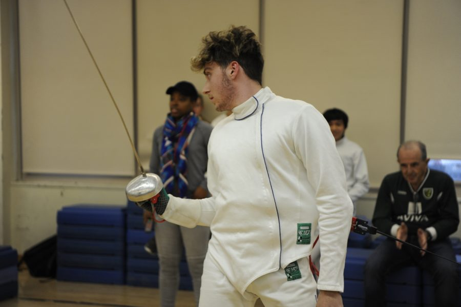 Jason Post '19 strongly believes that all athletes, regardless of their sport, should receive some incentives for competing on college sports. As a member of Boys' Varsity Fencing, this may apply to him, depending on the college in which he ultimately enrolls.
