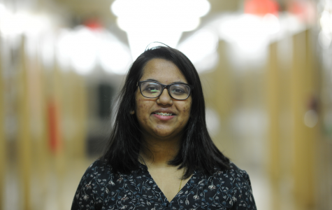 Moitrayee Dasgupta '19 excitedly talks about her favorite activities to do in New York City over the winter.