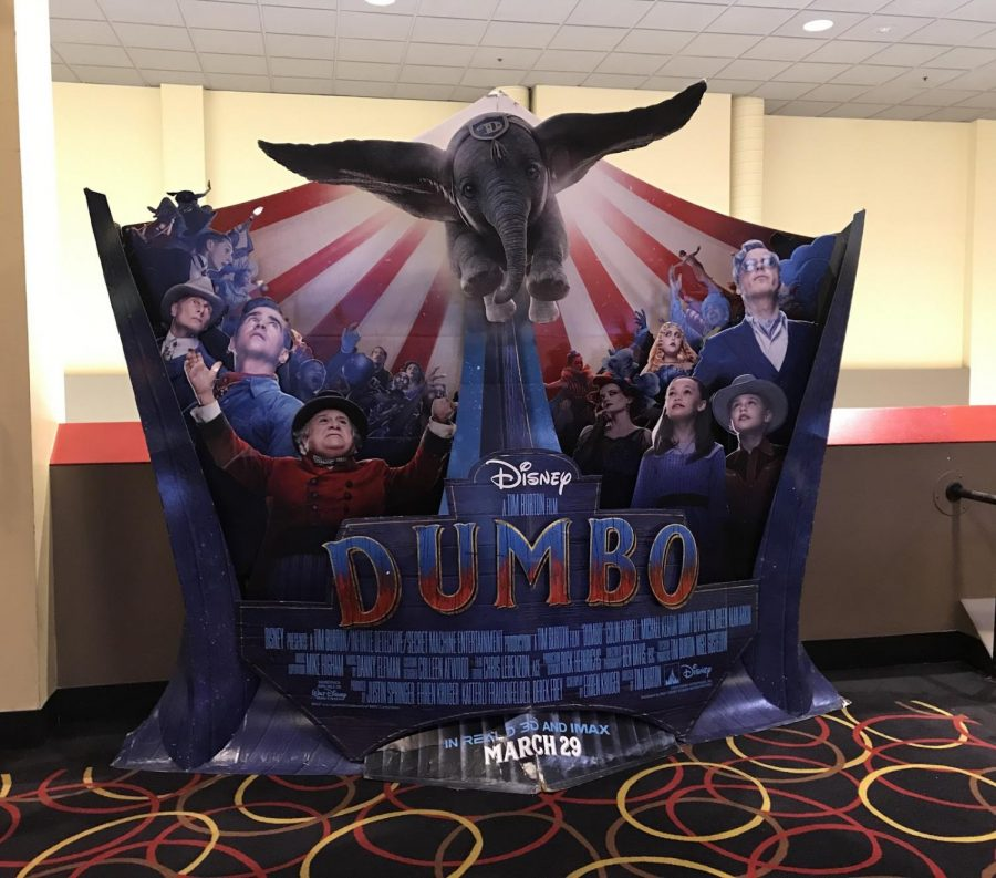 Tim Burton, the director of the movie Dumbo (2019), takes his own spin on the classic Disney animation.