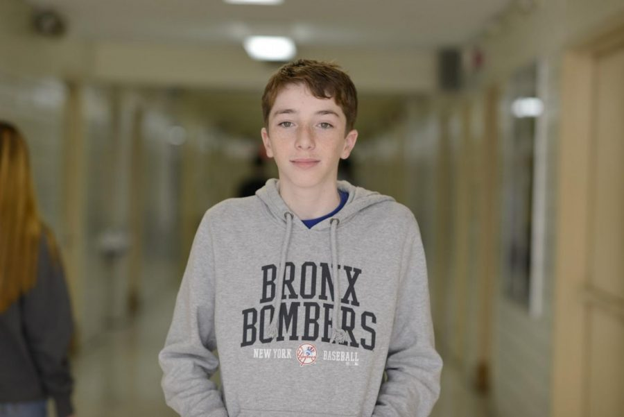 Jack Zgodney '22 states why he thinks that context is the most important factor when it comes to what we say in everyday  conversation.