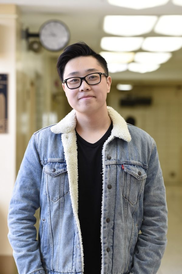 Stanley Zhu '19 is excited to attend John Hopkins University in the fall.