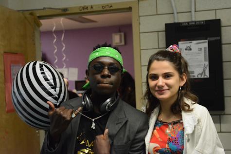 Representatives of Bronx Science Unite!