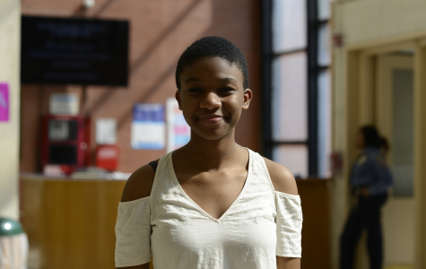 Melody Moulton '20, the president of the Black Organization for Student Strength, is always actively speaking on racial issues within the school and within our community.