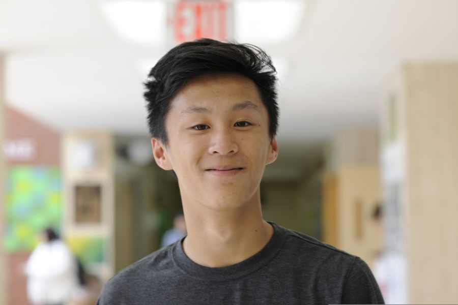 "Andrew Chow '19 believes that more regulation on antibiotic prescription is essential for fighting the growth of super-bugs, ""Oversubscribing just speeds up the process of creating a new line of super-bugs."""