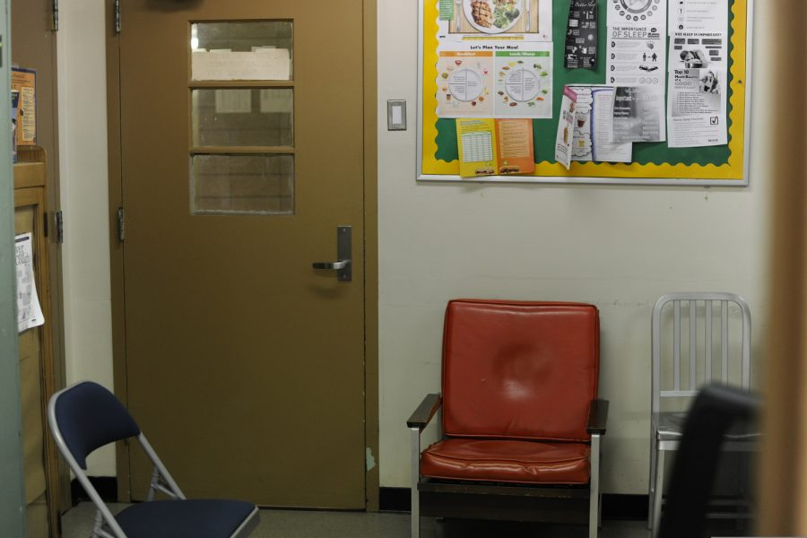 The inside of the emergency room is a common sight for students with chronic illnesses.