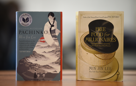 Min Jin Lee's best-selling novels, 'Pachinko' and 'Free Food for Millionaires.'