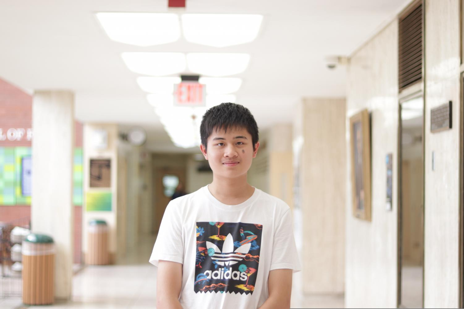 """Anthony Lim '21, whose parents' hometowns are affected by the forest fires, believes """"more attention could definitely help find a better solution for this situation."""""""